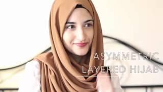 getlinkyoutube.com-اسهل 3طرق للف الحجاب للمدرسة مع قناة jojo styla jojo