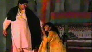 "getlinkyoutube.com-mehboob kolachi stage drama ""Mohabbat Jo Pegham"""
