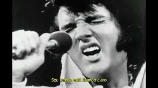 getlinkyoutube.com-Elvis Presley - Bridge Over Troubled Water (LEGENDADO)