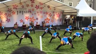 getlinkyoutube.com-Experience Japan - Japanese Dance and Soran Bushi