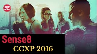 CCXP 2016: elenco de Sense8 comenta 2ª temporada