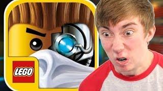 getlinkyoutube.com-LEGO® Ninjago REBOOTED (iPad Gameplay Video)