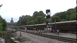 getlinkyoutube.com-N&W 611 Roanoke-Walton The Pelican July 5 2015