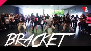 getlinkyoutube.com-Reis Fernando & Suela Wilsterman | 100% AFRO Workshop | Bracket - Panya ft. Tecno