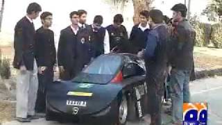 getlinkyoutube.com-Pakistan First self made Hybrid Car
