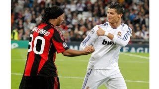 getlinkyoutube.com-Ronaldinho - Cristiano Ronaldo - Crazy Skills
