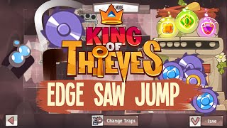 getlinkyoutube.com-King of Thieves: Edge Saw Jump