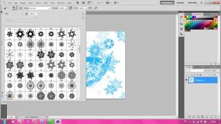 getlinkyoutube.com-[How to] - วิธีติดตั้ง Brush ใน Photoshop CS5