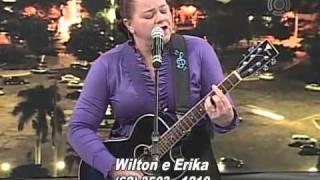 Wilton e Erika-programa tulio-isaac