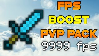 Minecraft PvP Texture Pack - Cr1tzPvP FPS BOOST EDIT NO LAG RESOURCE PACK 1.10/1.9/1.8/1.7 BOOSTER