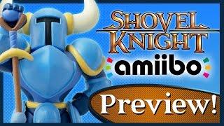 getlinkyoutube.com-Shovel Knight amiibo Trailer!