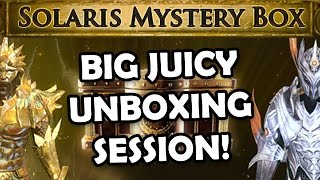 getlinkyoutube.com-Path of Exile: Solaris Mystery Box Unboxings! - GGG Lies About Kuduku's Power, It Remains Strong!