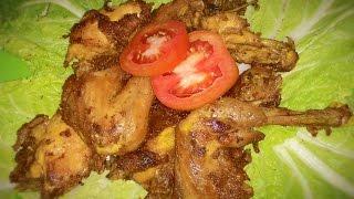 Resep Ayam Goreng Ungkep Gurih dan Lezat