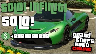 getlinkyoutube.com-GTA 5 ONLINE: MIGLIOR TRUCCO SOLDI INFINITI *SOLO* PS4/XBOXONE & PC! ITA