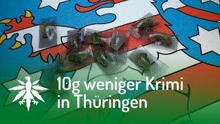 getlinkyoutube.com-Zehn Gramm weniger Krimi in Thüringen | DHV News #107