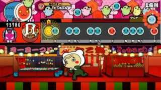 getlinkyoutube.com-太鼓さん次郎2 新筐体風スキン