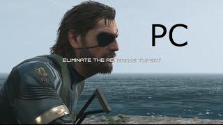 getlinkyoutube.com-MGSV GZ : Let it whip (PC Gameplay)