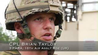 getlinkyoutube.com-Red Falcons and 3 PARA (UK) Have a Killing House Good Time