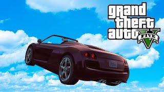 getlinkyoutube.com-GTA V : Mapเกรียนๆขับรถเหินฟ้า+ยิงให้ร่วง