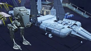getlinkyoutube.com-Star Wars Battlefront II mods: Imperial Base