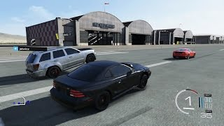 getlinkyoutube.com-Forza 5-750+hp Grudge Wars III l 1/8th Mile Drag Racing | SN95, SRT8 Jeep, Supra, ZR1, Camaro & More