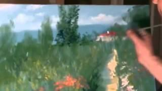 "getlinkyoutube.com-LIBERO! Full video ""prato di fioritura"" dal artista Igor Sakharov"