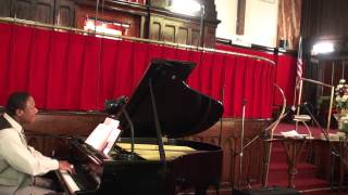 Chris Fleischer, Piano- The Glory Of The Lord Is Coming Down