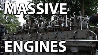 getlinkyoutube.com-Massive engines || Blackstone Oil Engines - Ruston & Hornsby