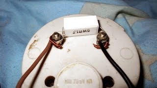 getlinkyoutube.com-Переделка стрелочного амперметра под любой ток