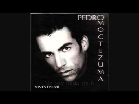 Me Haces Falta de Pedro Moctezuma Letra y Video