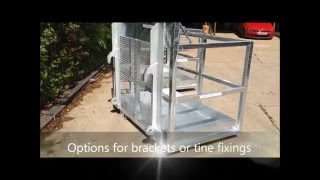 Cherry Products - Safety Access Platforms