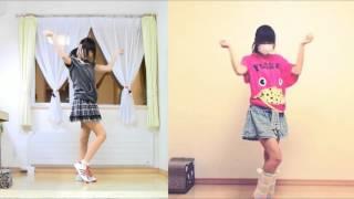 getlinkyoutube.com-【成長記録】Girlsを踊ってみた【ひま+ひますく】