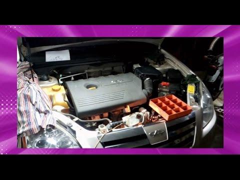 Замена ремня ГРМ и помпы на Chery Fora, Renault Megane16 клапанов без приспособлений.