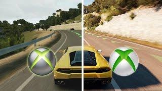 getlinkyoutube.com-Forza Horizon 2 - Xbox One vs. Xbox 360 (Gameplay) - Vergleich: Grafik, Inhalt uvm.