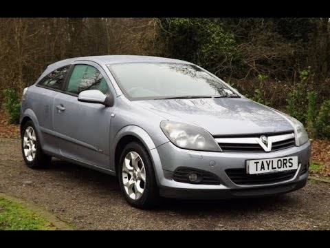 Vauxhall Astra 1.6 SXI 16v Twinport for sale at Taylors Pitstop Garage in Horley West Sussex