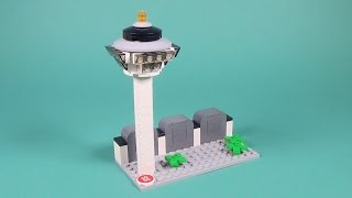 """getlinkyoutube.com-Lego Singapore Changi Airport (Level 3) Building Instructions - SG50 'Building My SG' Set """"How To"""""""