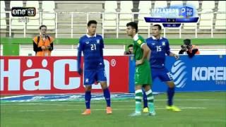 getlinkyoutube.com-Full Match ทีมชาติอิรัก vs ทีมชาติไทย 24 มีนาคม 2559