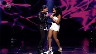 getlinkyoutube.com-Idols Top 3 Performance: Rhema and Mmatema's Duet