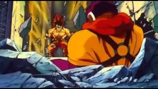 Goku falso Super Saiyajin vs Lord Slug (audio latino)