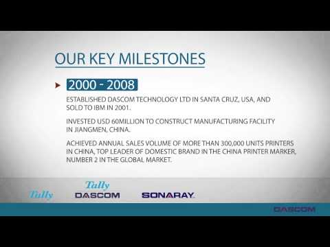 Dascom Corporate Introduction 20130522