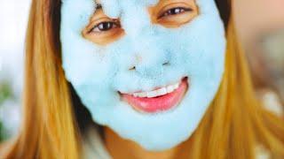 getlinkyoutube.com-Bubble Mask First Impression!