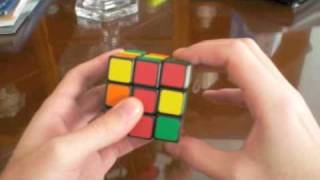 getlinkyoutube.com-Tutorial rubik rapido. Trucos de dedos