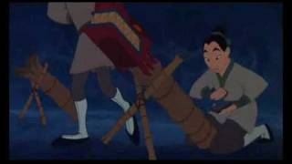 getlinkyoutube.com-Mulan - i'll make a man out of you