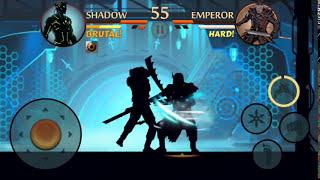 getlinkyoutube.com-Shadow Fight 2 - TITAN - Bodyguards [FULL EPISODE].