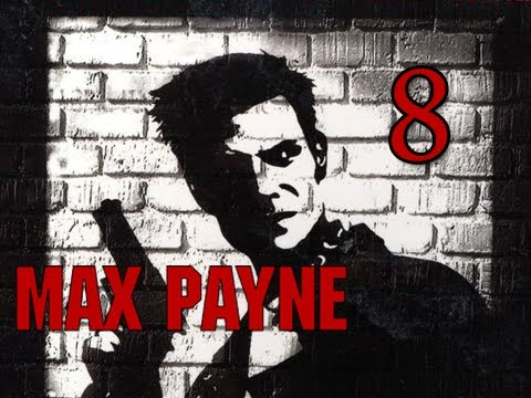 Max Payne Walkthrough - Part 8 Police Brutality (Gameplay / Commentary)