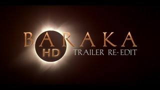 Baraka Original Theatrical Trailer - HD Matchframe Re-Edit
