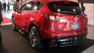 getlinkyoutube.com-Modified Mazda CX-5 | Mazdas247