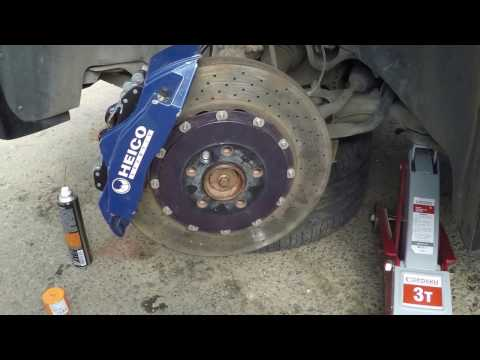Суппорта Heico Sportiv Volvo XC90