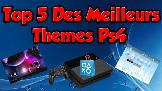 getlinkyoutube.com-Top 5 Des Meilleurs Thèmes PS4 à Télécharger