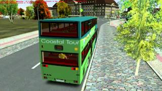 getlinkyoutube.com-Omsi Bus Simulator Dublin Bus Route 100 Swords Express